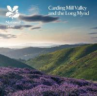 Cover for Carding Mill Valley and the Long Mynd, Shropshire National Trust Guidebook by Andrew Fusek Peters