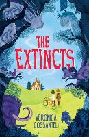 Cover for The Extincts (reissue) by Veronica Cossanteli