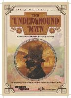 Cover for The Underground Man by Mick Jackson