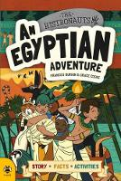 Cover for An Egyptian Adventure by Frances Durkin