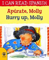 Cover for Hurry Up, Molly/Apurate, Molly by Lone Morton