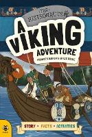 Cover for A Viking Adventure by Frances Durkin
