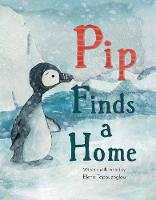 Cover for Pip Finds a Home by Elena Topouzoglou