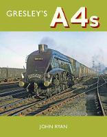 Cover for Gresley's A4's by John Ryan