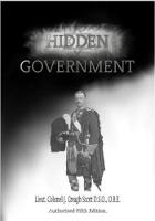 Cover for Hidden Government by John Creagh Scott, James Mitchell