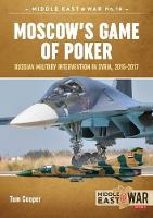 Cover for Moscow'S Game of Poker  by Tom Cooper
