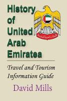 Cover for History of United Arab Emirate  by David Mills