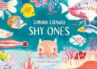 Cover for Shy Ones by Simona Ciraolo