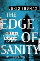 Cover for The Edge of Sanity by Chris Thomas