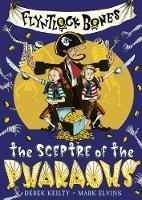 Cover for Flyntlock Bones The Sceptre of the Pharaohs by Derek Keilty