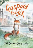 Cover for Gaspard The Fox Postcard Pack by Zeb Soanes