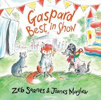 Cover for Gaspard - Best in Show by Zeb Soanes
