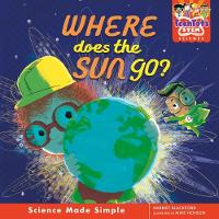 Cover for Where does the sun go? by Harriet Blackford