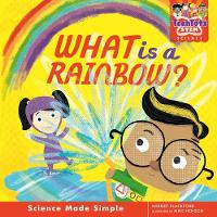 Cover for What is a rainbow? by Harriet Blackford
