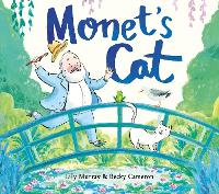 Cover for Monet's Cat by Lily Murray, Becky Cameron