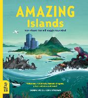 Cover for Amazing Islands 100+ Places That Will Boggle Your Mind by Sabrina Weiss