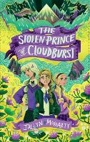 Cover for The Stolen Prince Of Cloudburst by Jaclyn Moriarty