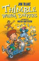 Cover for Thimble Wonga Bonkers by Jon Blake