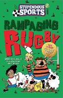 Cover for Rampaging Rugby by Robin Bennett