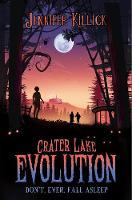 Cover for Crater Lake, Evolution by Jennifer Killick