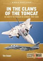 Cover for In the Claws of the Tomcat  by Tom Cooper