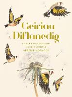 Cover for Geiriau Diflanedig by Robert Macfarlane
