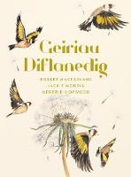 Cover for Geiriau Diflanedig by Robert Macfarlane