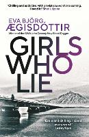 Book Cover for Girls Who Lie
