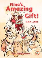 Cover for Nina's Amazing Gift! by Maja Lunde