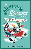 Cover for The Mysterious Benedict Society and the Riddle of the Ages by Trenton Lee Stewart
