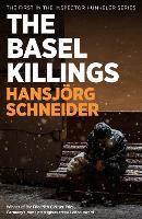 Book Cover for The Basel Killings