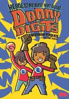 Cover for Donny Digits by Woodrow Phoenix