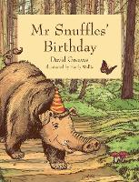 Cover for Mr Snuffles' Birthday by David Greaves