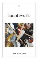 Cover for handiwork by Sara Baume