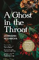 Book Cover for A Ghost In The Throat