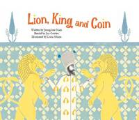 Cover for Lion, King and Coin The First Coin (Turkey) by Jeong-Hee Nam