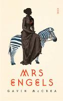 Cover for Mrs Engels by Gavin McCrea