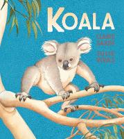 Cover for Koala by Claire Saxby