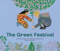 Cover for The Green Festival Recycling Paper to Save Trees - Scotland by Jeong-Hee Nam