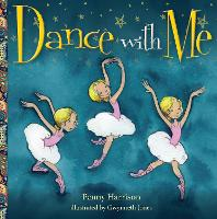Cover for Dance With Me by Penny Harrison