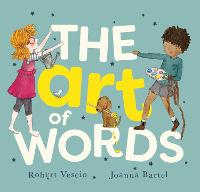 Cover for The Art of Words by Robert Vescio