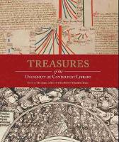 Cover for Treasures of the University of Canterbury Library by Chris Jones