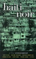 Cover for Haiti Noir by Edwidge Danticat