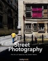 Cover for Street Photography  by Gordon Lewis