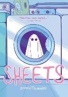 Cover for Sheets by Brenna Thummler, Brenna Thummler