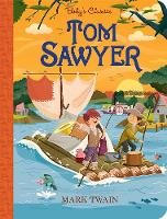 Cover for Tom Sawyer by Mark Twain