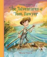 Cover for The Adventures of Tom Sawyer by Mark Twain