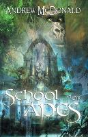 Cover for School For Apes by Andrew McDonald