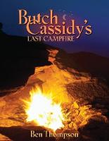 Cover for Butch Cassidy's Last Campfire by Ben Thompson
