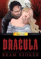 Cover for Dracula Manga Classics by Bram Stoker